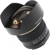 Samyang Canon EF 8mm 3.5 - Wynajem