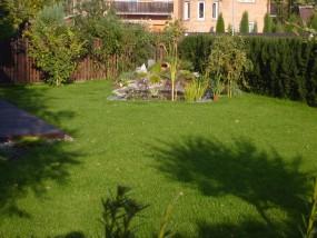 Planowanie i zakładanie ogrodów , oczek wodnych , systemów nawadnia
