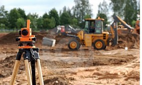 Tyczenie obiektów budowlanych