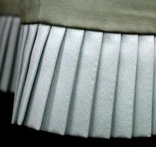 Plisowanie tkanin