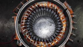 przezwajanie silników prądu przemiennego
