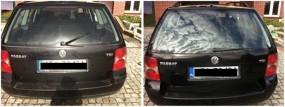 Pranie tapicerki, czyszczenie samochodu
