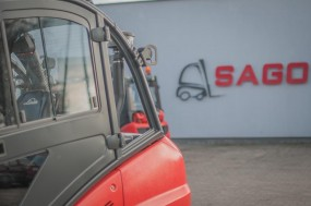 Sprzedaż używanych wózków widłowych