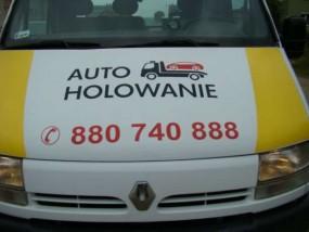 Holowanie i skup aut