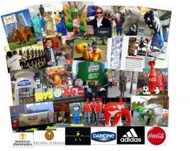 Figury reklamowe