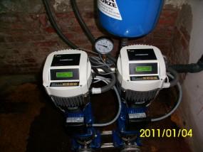 Serwis urządzeń uzdatniania wody