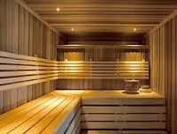 Strefa relaksu i sauny