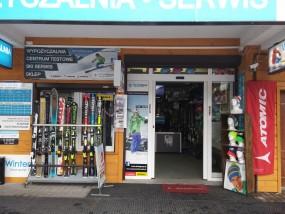 Wypożyczanie nart