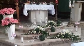 Dekoracja kościołów