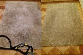 Pranie dywanów i wykładzin