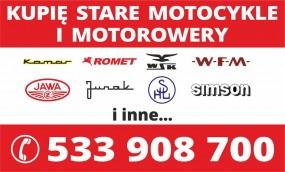 Skup Motocykli, Motorowerów, Skuterów