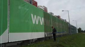 Mycie fasad, elewacji, tynków, banerów reklamowych metodą ciśnieniową