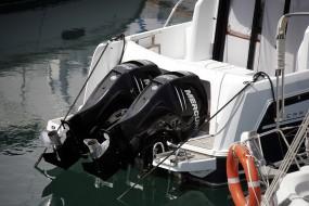 Naprawa elektrycznych silników do łodzi