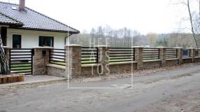 bramy ogrodzenia