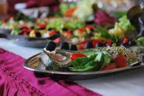 Jedzenie na imprezę - catering