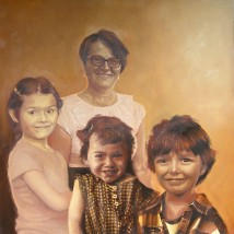 Portret malowany na zamówienie