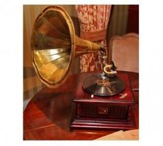 Zwiedzanie muzeum fonografii