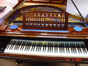 Renowacja fortepianów i pianin