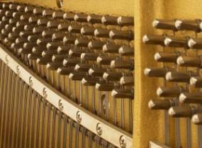 Strojenie pianin i fortepianów