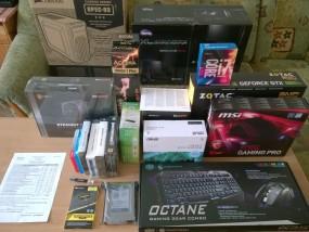 Składanie zestawów komputerowych