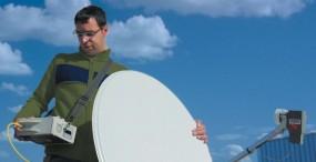 Instalacja anteny sateliternej