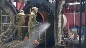 Chemiczne czyszczenie kotłów