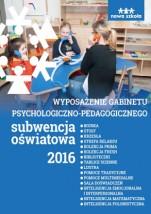 Wyposażenie gabinetu psychologiczno-pedagogicznego