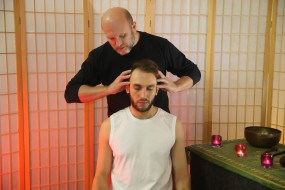 Hinduski masaż głowy