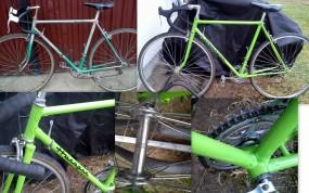 naprawa rowerów