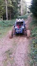 Terenowa jazda buggy