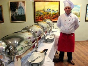 Catering na bankiet