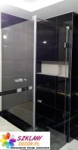 Kabiny prysznicowe na wymiar ze szkła Optiwhite 8mm