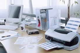 Sterowanie urządzeniami biurowymi