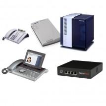 Serwis central i sieci teleinformatycznych