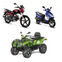 Sprzedaż motocykli