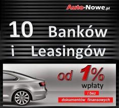 Leasing Samochodów Nowych oraz do 3 lat