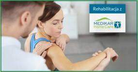 rehabilitacja, usługi piekuńcze i pielęgniarskie