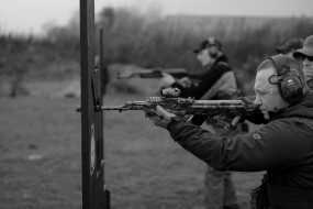 Intermediate Combat Carbine & Combat Pistol