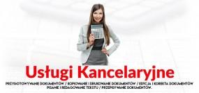 kacelaria- usługi biurowe