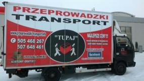 Transport ładunków do 1100 kg