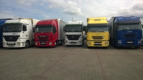Transport drogowy po Europie