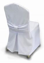 Pokrowce na krzesła szyte na miarę
