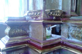 Renowacja tabernakulum