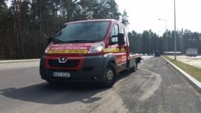Pomoc drogowa w kraju i zagranicą