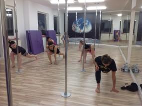 Treningi grupowe Pole Dance
