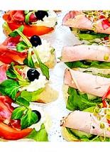 catering bankietowy, lunche biznesowe oraz  Catering obiady domowe
