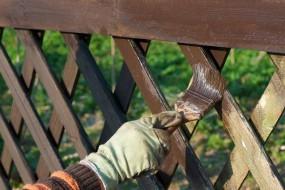 Konserwacja i naprawy architektury ogrodowej