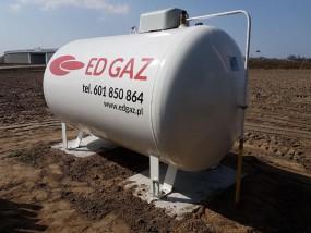Zbiorniki gazowe