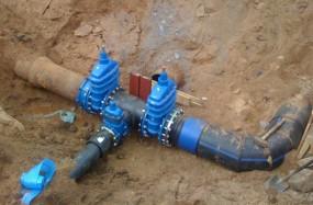 Przyłącza wodne i kanalizacyjne