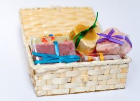 Zestawy prezentowe mydeł